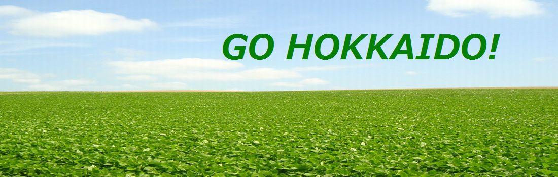 GO HOKKAIDO!