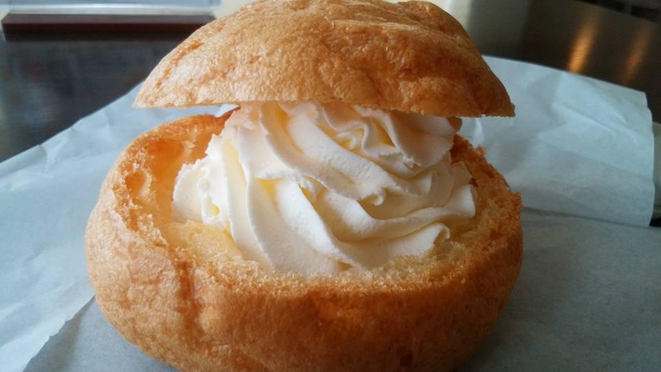 cream puff @ furano marche